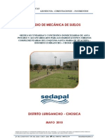 Informe_Huachipa - Mecánica de Suelos