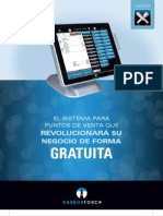 New Harbortouch Spanish Hospitality Brochure