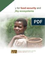 Agroforestación para la seguridad alimentaria y la salud de los ecosistemas