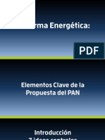 Reforma Energética PAN