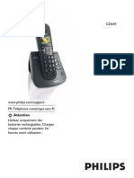 Notice Telephone