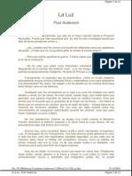 Anderson, Poul - La Luz