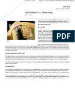 De-Jargoned - External Commercial Borrowing