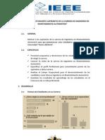 INFORME PRESENTACIÓN MANTENIMIENTO AUTOMOTRIZ