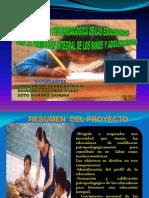 POWER POINT EDUCACIÓN ESPECIAL