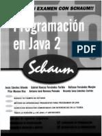 Programacion en Java2 - Serie Schaum Mc Graw Hill