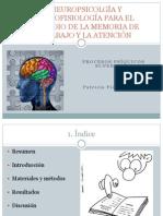 NEUROPSICOLGÍA Y  PSICOFISIOLOGÍA PARA EL ESTUDIO DE LA
