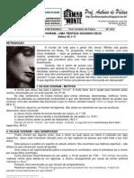 LIÇÃO 04 - EBD - OS QUE CHORAM – UMA TRISTEZA SEGUNDO DEUS (MT 5.4) impresso