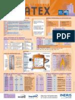 Poster Atex Espagnol