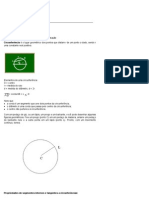 Circunferências - Matemática - UOL Educação