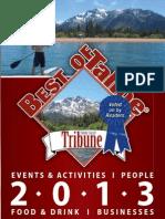 2013 Best of Tahoe