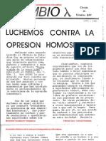 Círculo de estudio Gay 1980
