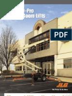 JLG Tow-Pro Series Boom Lifts