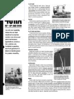 JLG-Articulated 40HA Boom lift