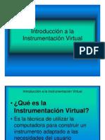 Introduccion a La Instrumentacion Virtual