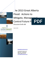 2013 Great Flood and Action Recommendations v08_July 16 2013