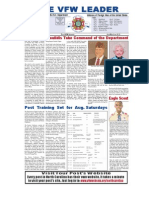 VFW NC Leader Newspaper