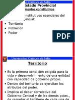 Bolillas III y IV - El Estado Provincial - Dominio