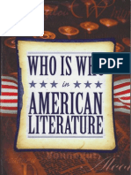 Who is Who in American