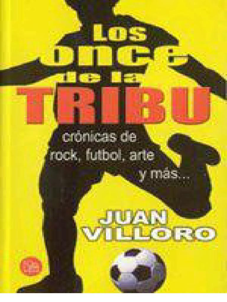 los once de la tribu juan villoro