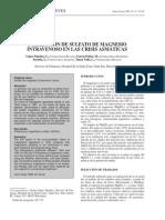 Utilización del Sulfato de Magnesio intravenoso en las crisis asmáticas.pdf