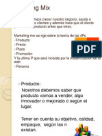 Marketing Mix (1)