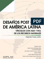 Desafios Post Crisis Para América Latina