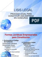 Analisis Legal