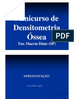 Minicurso de Densitometria Óssea