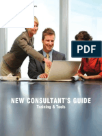 New Consultant's Guide - Training