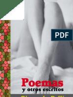 BELLI GIOCONDA - Poemas y Otros Escritos