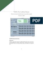 VOPM - the Unnoficial Manual