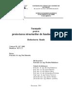 Normativ Fundatii 2005