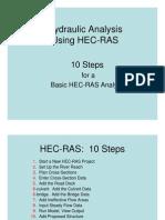 Jw - Hec-ras 10 Steps