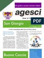 San Giorgio 9-10 Maggio 2009 a Tutte Le Squadriglie