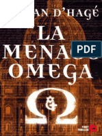 La Menace Omega - Adrian D' Hage