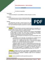 Direito Administrativo - Fabricio Bonzan