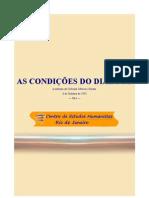 As Condições do Diálogo - Silo