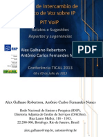 TICAL2013 Rev04 - PIT VoIP - Relatos e Sugestoes.pptx