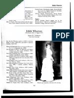 Edith Wharton DLB