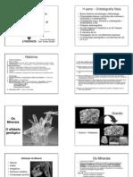 aula 2 - minerais e cristaloquímica