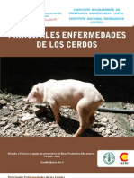 Enfermedades de Los Cerdos Pesann Fao