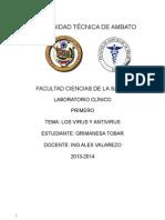 Tobar Grimanesa-Virus y Antivirus