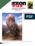 DA128 Supplement HR