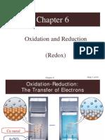 Chapter 6 Redox