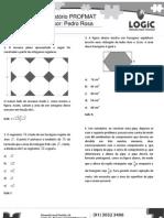 LOGIC - Preparatório PROFMAT aula 11 - Áreas dos Polígonos