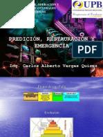 3 Control Predictivo, Restaurativo y de Emergencia