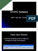 Chvac Guide
