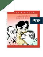David Juan - La Caricatura Tiempos Y Hombres