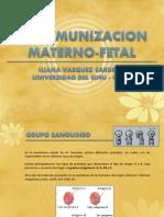 Isoinmunizacion - Copia